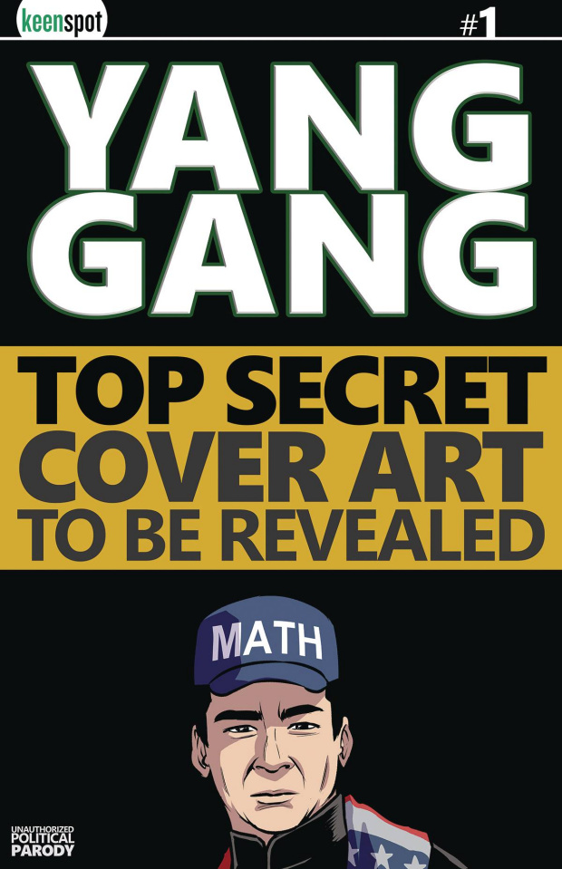 Yang Gang #1 (Free 5 Copy Cover)