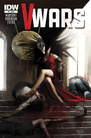 V-Wars #5