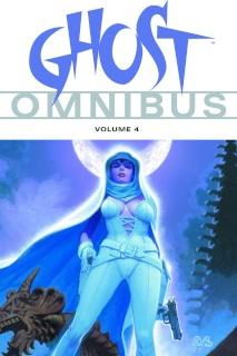 The Ghost Vol. 4 (Omnibus)