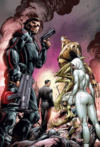 Imperium #11 (Bernard Cover)