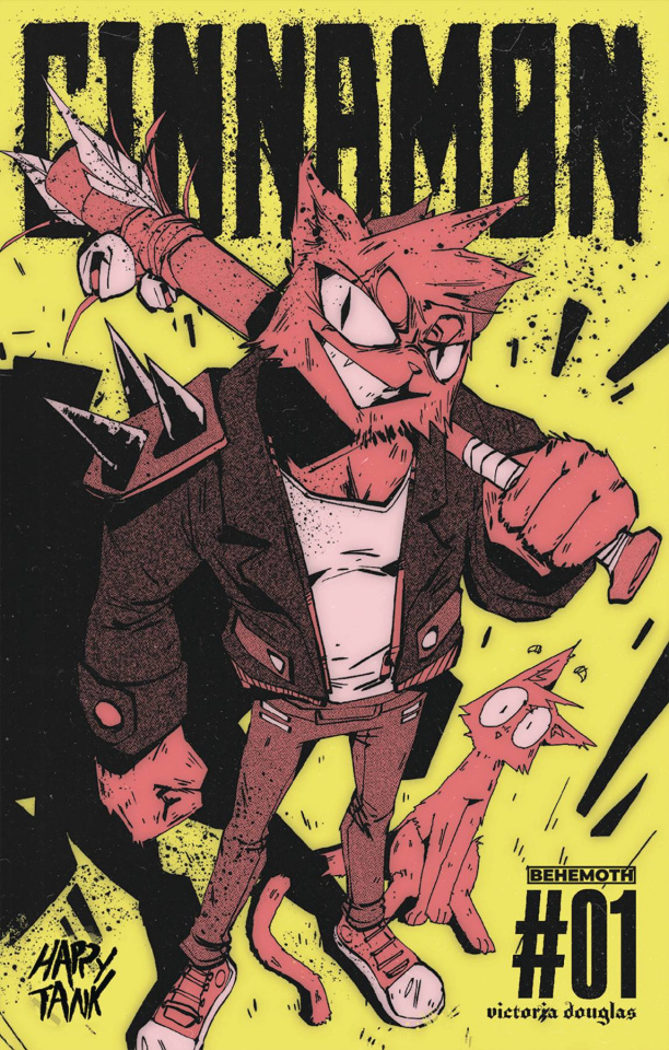 Cinnamon #1 (Douglas Cover)
