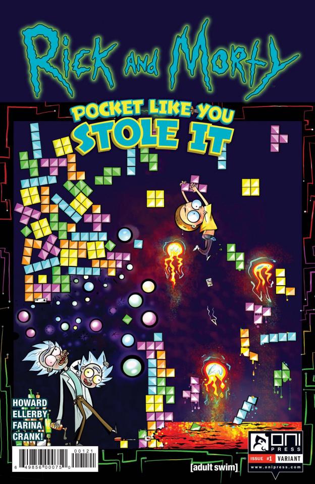 Rick and Morty: Pocket Like You Stole It #1