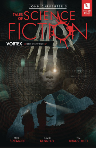 Tales of Science Fiction: Vortex #1