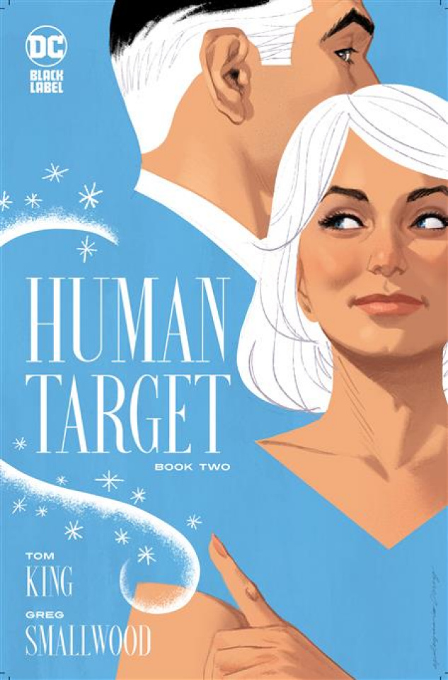 Human Target #2 (Greg Smallwood Cover)