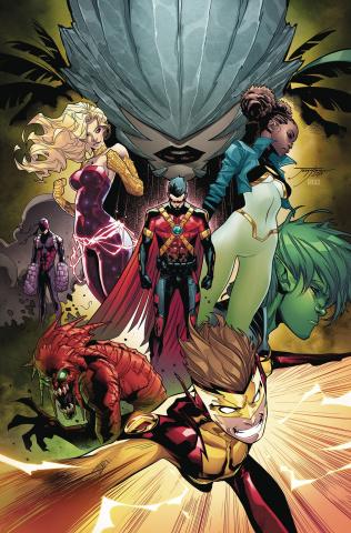 Teen Titans Vol. 3: The Sum of Its Parts