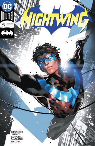 Nightwing #39 (Variant Cover)