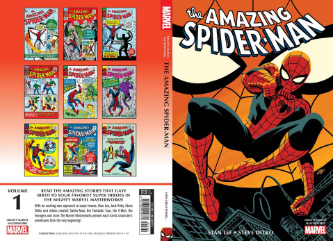 The Amazing Spider-Man: With Great Power... (Cho Cover)