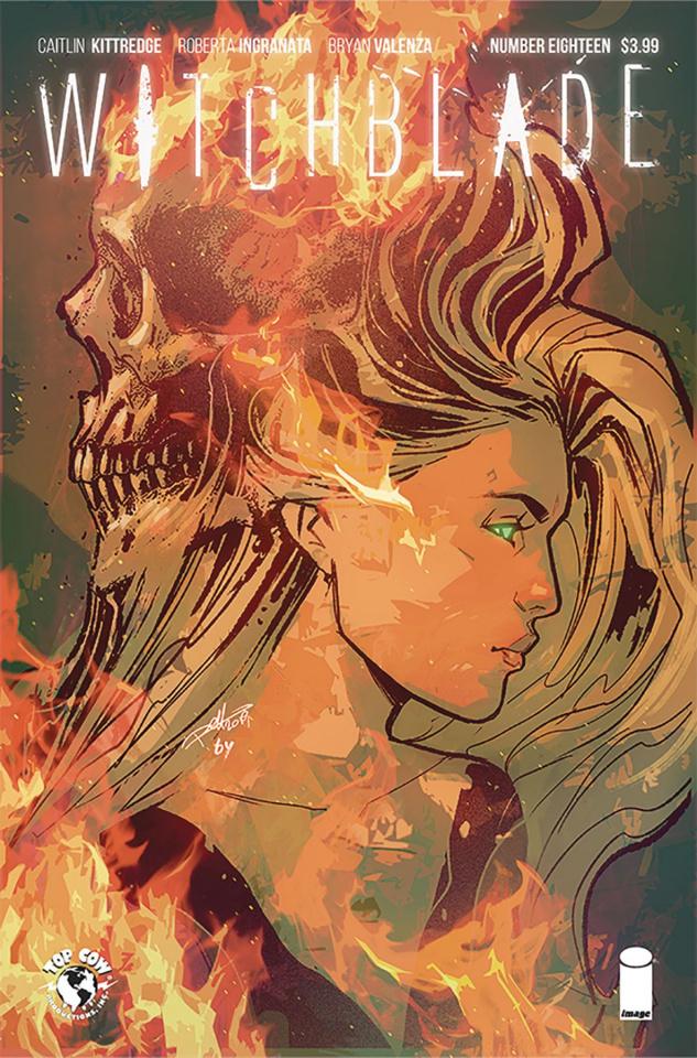 Witchblade #18