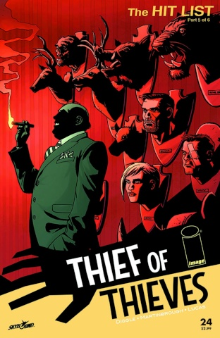 Thief of Thieves #24