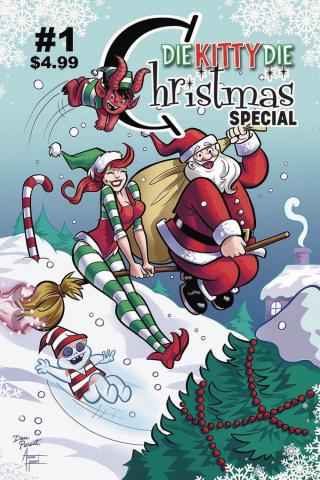 Die Kitty Die Christmas Special (Cover B)