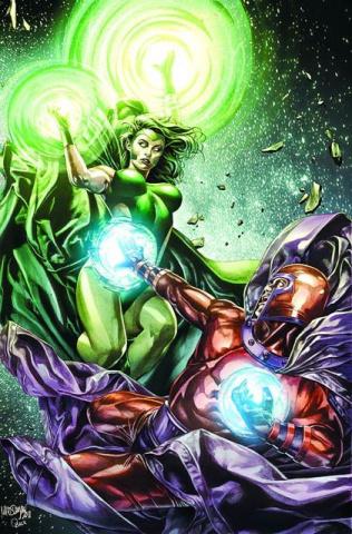 X-Men Legacy #255