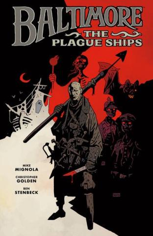 Baltimore: The Plague Ships Vol. 1