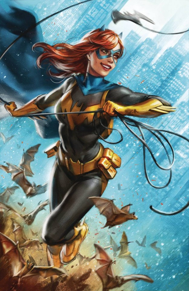 Batgirl #48 (Ian McDonald Cover)