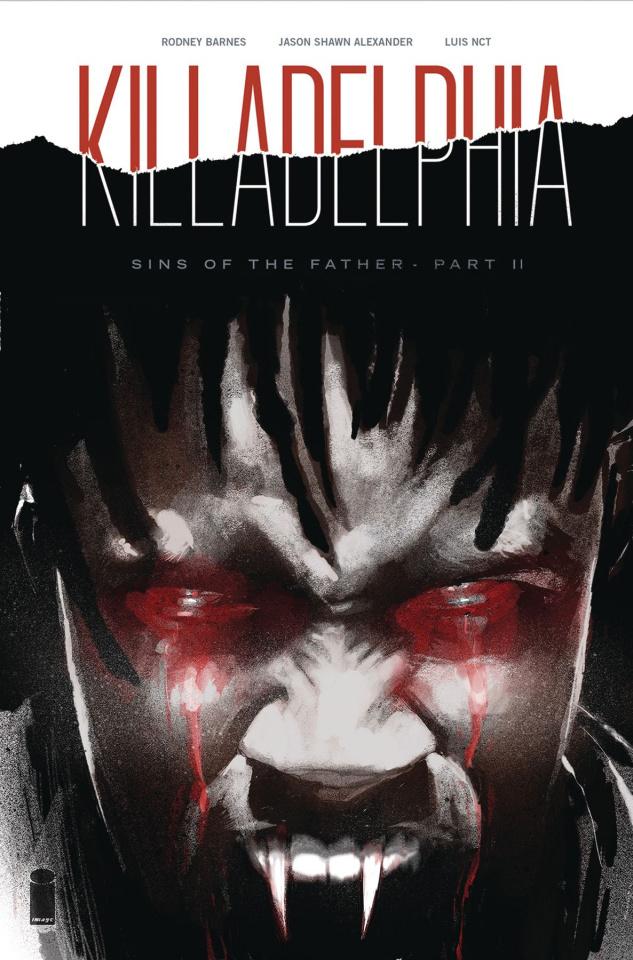 Killadelphia #2 (Alexander Cover)