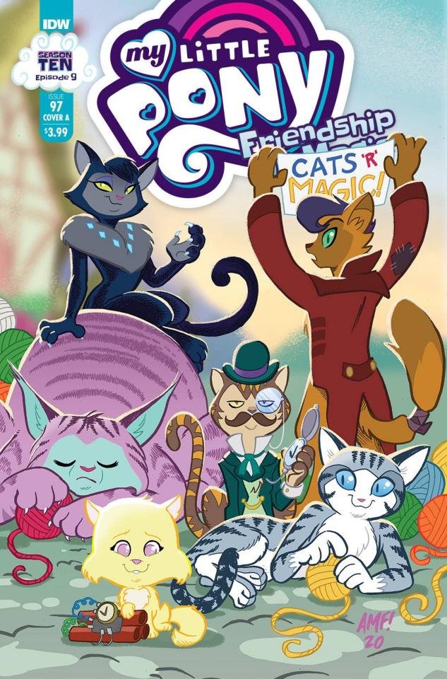 My Little Pony: Friendship Is Magic #97 (Fleecs Cover)