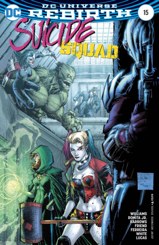 Suicide Squad #15 (Variant Cover)