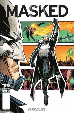 Masked #4 (McCrea Cover)