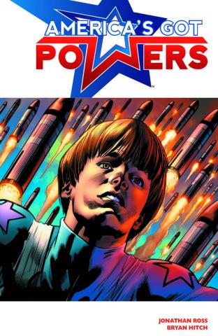 America's Got Powers #7