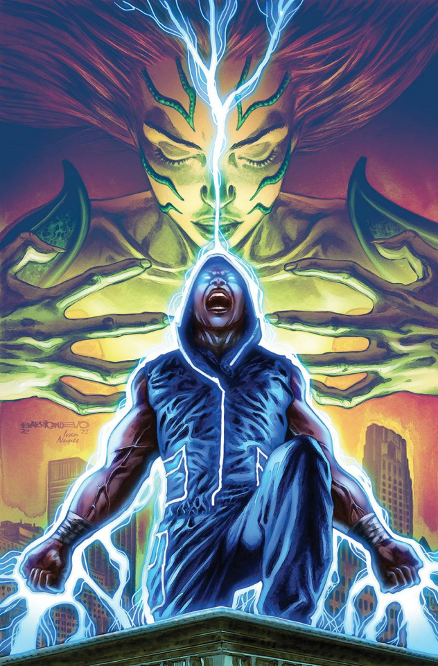 Grimm: Hercules Payne vs. The Scorpion Queen #1 (Barrionuevo Cover)