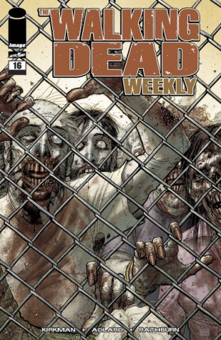 The Walking Dead Weekly #16