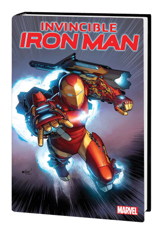 Invincible Iron Man by Bendis
