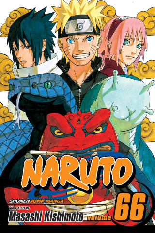 Naruto Vol. 66