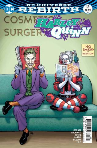 Harley Quinn #13 (Variant Cover)
