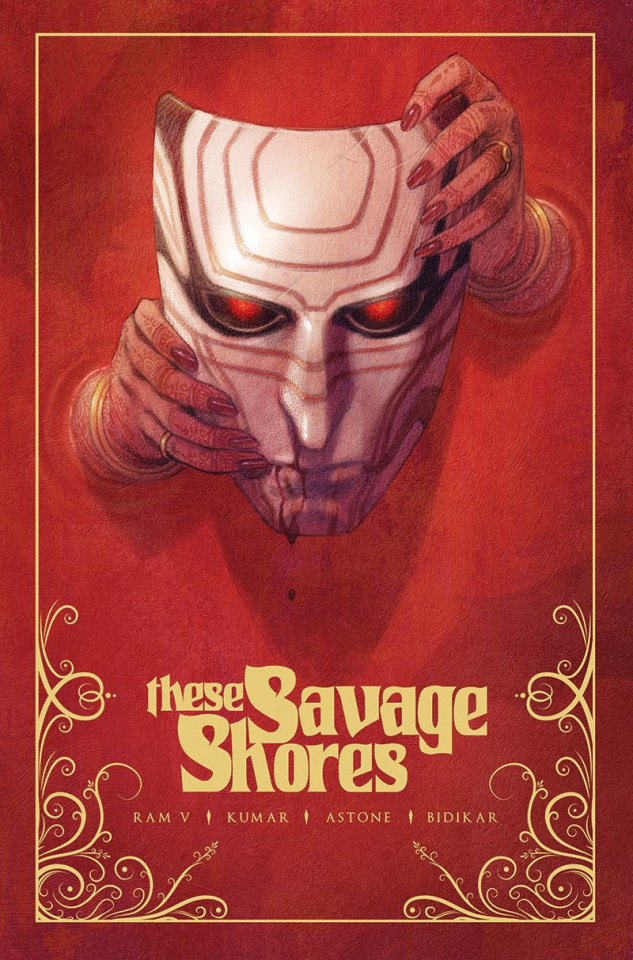 These Savage Shores Vol. 1