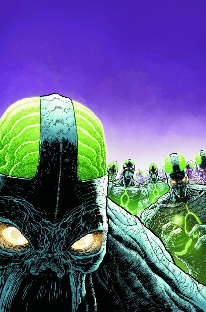 Green Lantern: New Guardians #16
