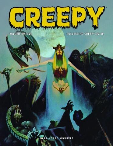 Creepy Archives Vol. 12
