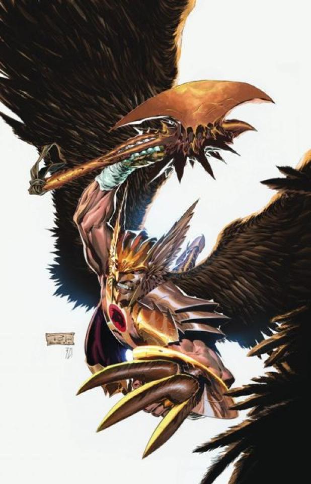 The Savage Hawkman Vol. 1: Darkness Rising
