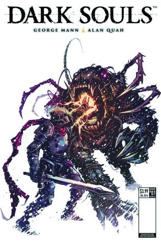 Dark Souls: Winter's Spite #1 (Wijngaard Cover)