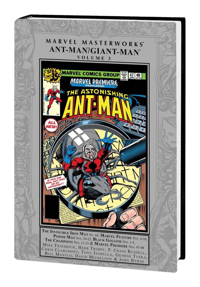 Ant-Man / Giant-Man Vol. 3 (Marvel Masterworks)