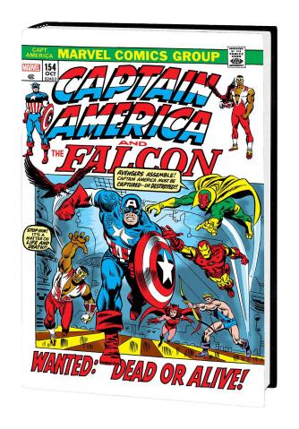 Captain America Vol. 3 (Omnibus Buscema Cover)