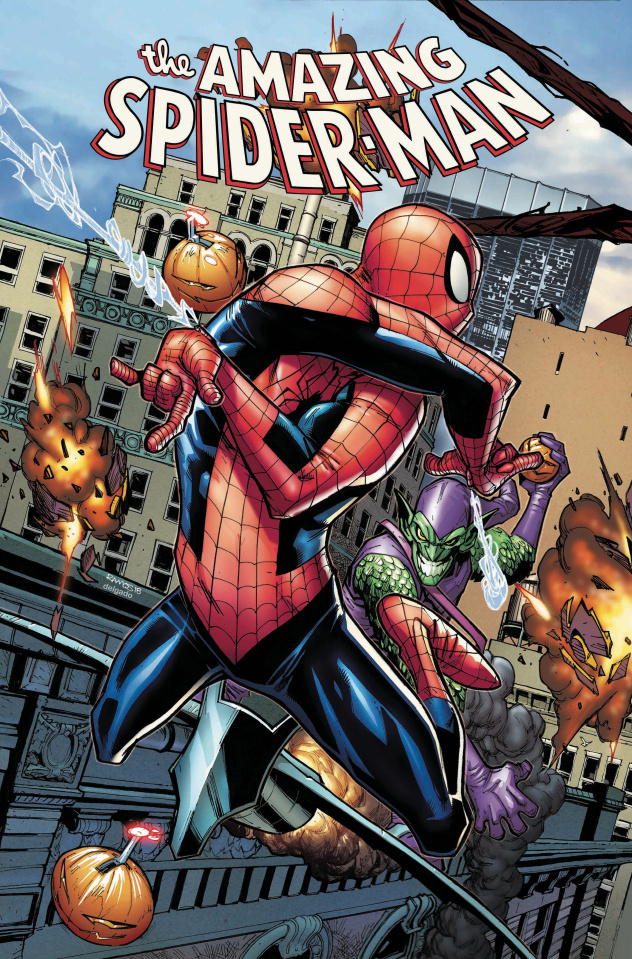 The Amazing Spider-Man #797 (Ramos Connecting Cover)