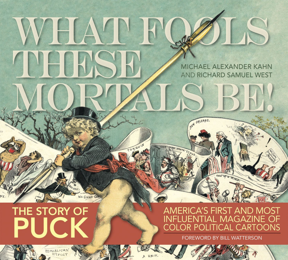 What Fools These Mortals Be! The Story of Puck