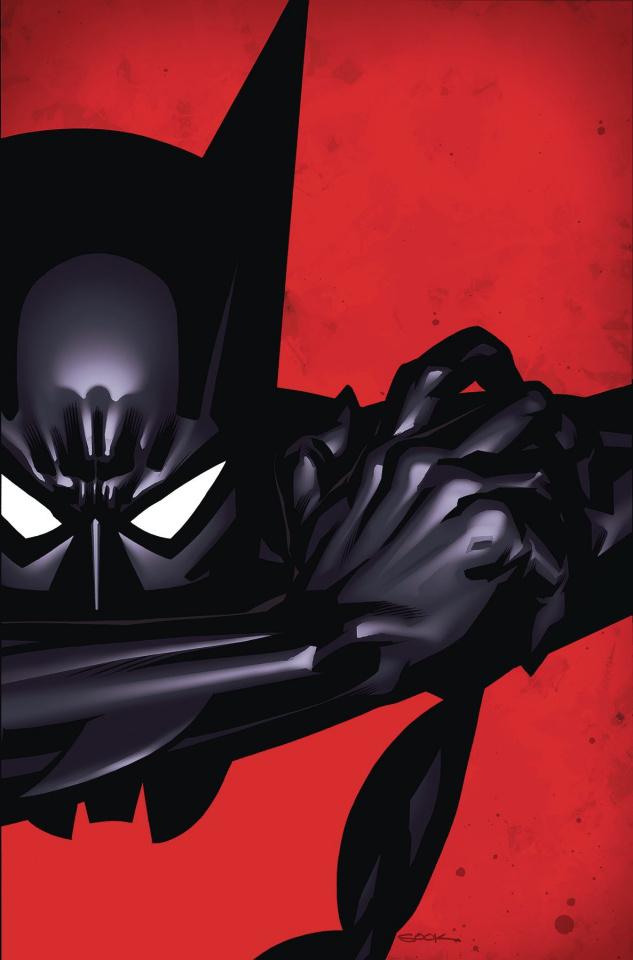 Batman Beyond Vol. 1: Escaping the Grave