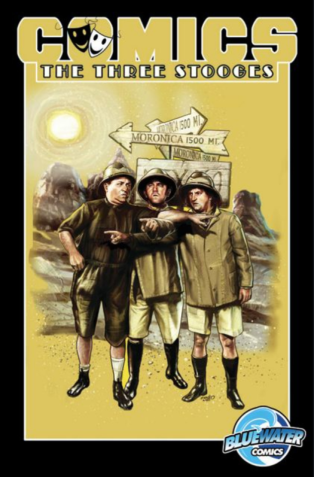 Comics: The Three Stooges