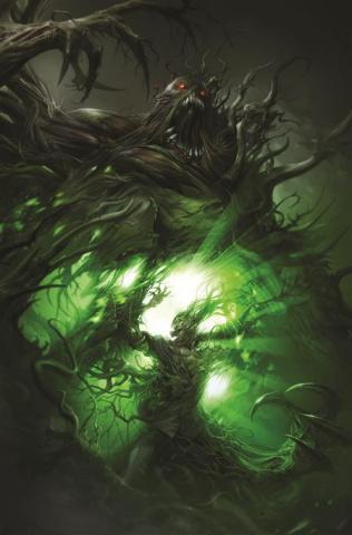 Swamp Thing #1 (Francesco Mattina Cover)