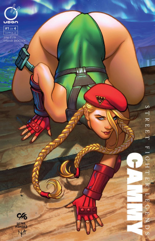 Street Fighter Legends: Cammy #1 (10 Copy Cover)