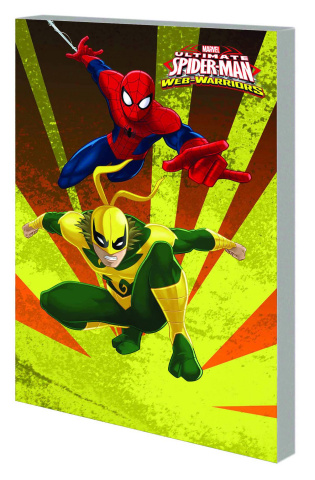Ultimate Spider-Man: Web Warriors Digest Vol. 2