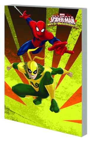 Ultimate Spider-Man: Web Warriors Digest Vol. 2