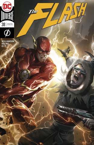 The Flash #38 (Variant Cover)