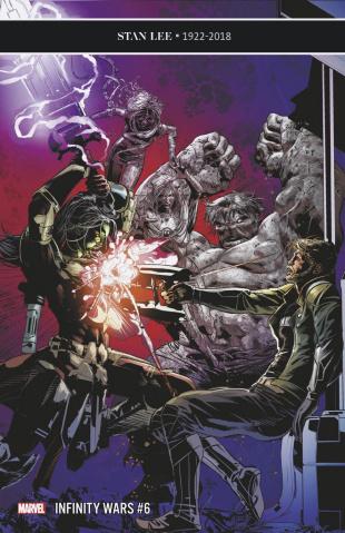 Infinity Wars #6