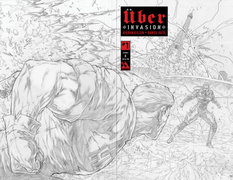 Über: Invasion #1 (Century Cover)