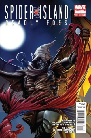 Spider-Island: Deadly Foes #1 (2nd Printing)