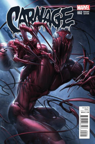 Carnage #2 (Crain Cover)