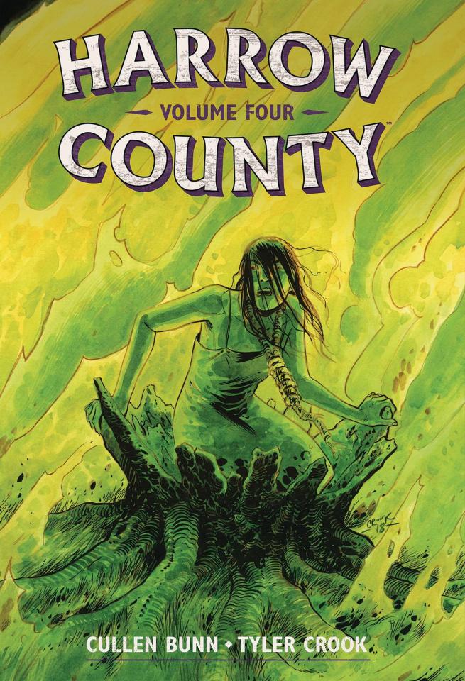 Harrow County Vol. 4 (Library Edition)