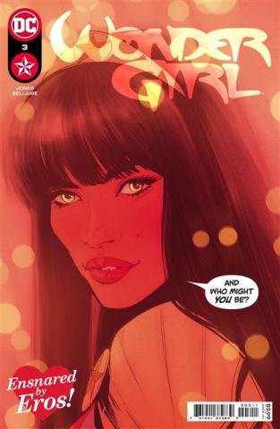 Wonder Girl #3 (Joelle Jones Cover)