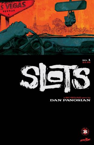Slots #1 (Panosian Cover)